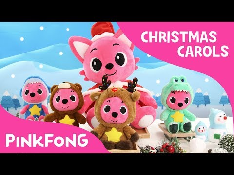 download lagu Rudolph The Red Nosed Reindeer  Christmas Carols  Pinkfong Plush  Pinkfong Songs For Children gratis