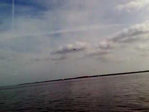 rc float plane touch and go and dangerous fly by youtube
