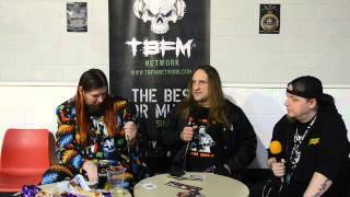 Exodus Interview with TBFM Network at HRH United 2016