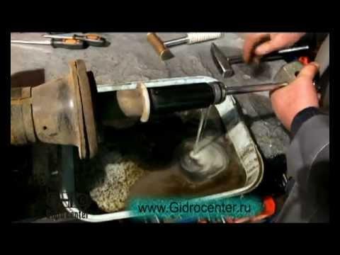 Оборудование для прокачки амортизаторов