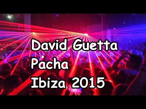 DAVID GUETTA live @ PACHA IBIZA (July 9th 2015)