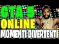 GTA 5  ONLINE - Momenti Divertenti #5 (Stunt,A-Team,Eminem,Pusher)