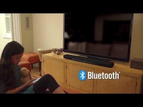 Yamaha Soundbar with Wireless Subwoofer