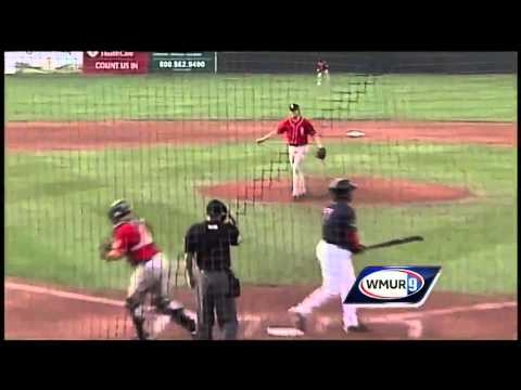 Sea Dogs hold off Fisher Cats 2-1