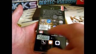 Hisense H910 - смартфон бизнес класса с кучей опций