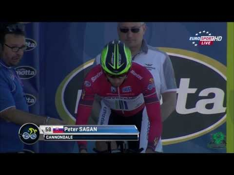 Stage 7 - Tirreno-Adriatico 2014 - individual time trial Peter Sagan