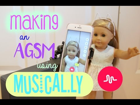 Trying to Make an AGSM WITH MUSICALLY!!!
