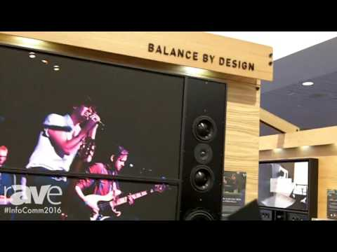 InfoComm 2016: Leon Speakers Showcase Custom Video Wall Solution