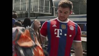 The 15:17 to Paris - Trailer