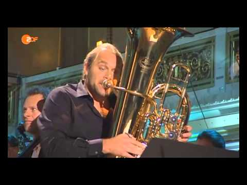 Andreas Martin Hofmeir - Tuba - Echo Classic Verleihung 2013 - Instrumentalist des Jahres