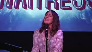 Sara Bareilles - 'She Used To Be Mine' | Waitress London