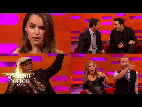 Graham's Top 10 Moments From Season 17 - The Graham Norton Show