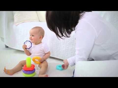 Kalendarz rozwoju niemowlaka - miesiąc 8