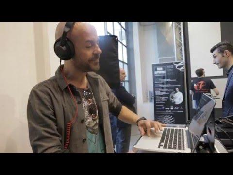 Milano Design Week - Live Radio DeeJay with Mr Alessandro Saviola