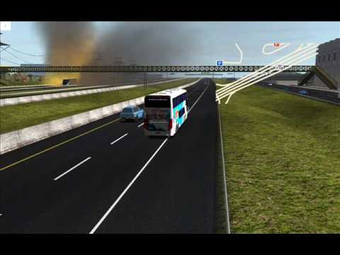 Mod Bus Ultimate Oficial Wheels Steel American Long Haul