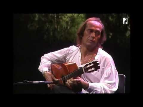 Paco de Luc�a - Paco de lucia y pepe, cancion de amor y Tangos Rumba