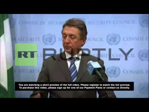 USA: We are not at war with Russia, says Ukraine ambassador