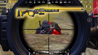 Rushing with NEW AWM | PUBG Mobile
