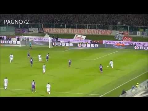 Fiorentina Vs JUVENTUS    Goal Matri 0-1
