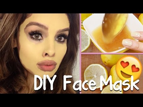 DIY face mask for oily/acne prone skin!