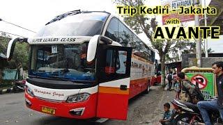 KELAS TERMEWAH | Trip By Harapan Jaya Super Luxury Class, Bus dengan Wifi dan Kursi Pijat