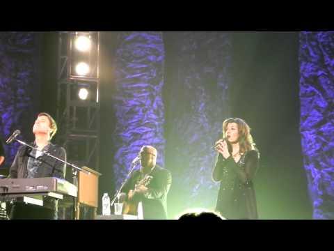 Amy Grant Michael W Smith 2 Friends Tour - Boston, MA Mar. 2011 - Agnus Dei
