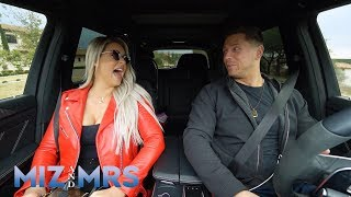 Marjo is the new voice of Miz & Maryse's GPS: Miz & Mrs., July 23, 2019