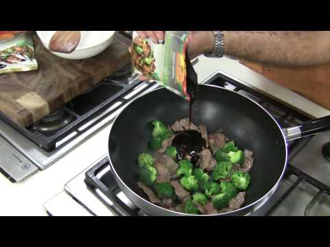 How to Make BROCCOLI BEEF