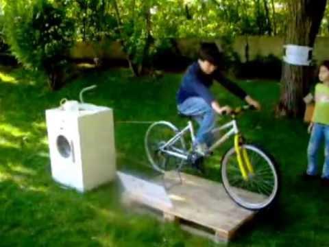Lavar lavadora
