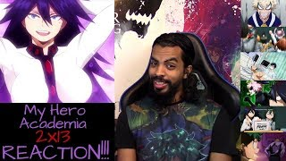 """My Hero Academia 2x13 REACTION/REVIEW!!!! """"Time to Pick Some Names"""""""