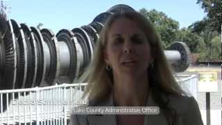 Calpine Geysers Geothermal Grand Re-Opening