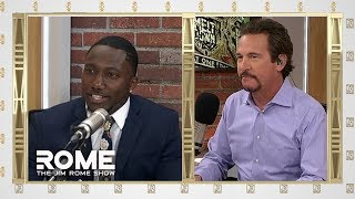 Deebo Samuel Visits The Patriots | The Jim Rome Show
