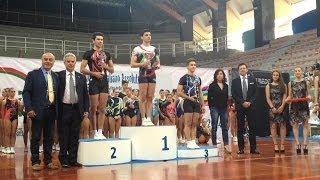 Pesaro - Campionati Italiani Assoluti di Aerobica