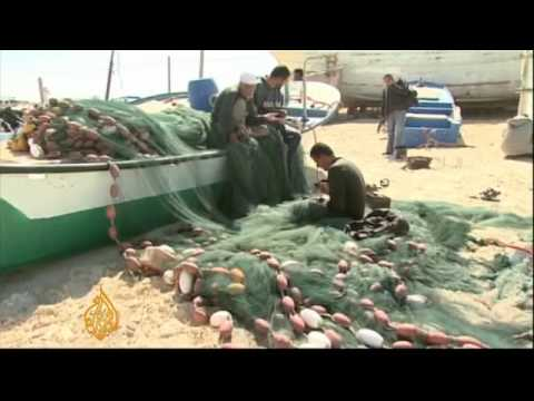 Israel 'fishing for spies' in Gaza - 24 Apr 09