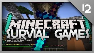 Minecraft: Survival Games #12 - Tower Defence!