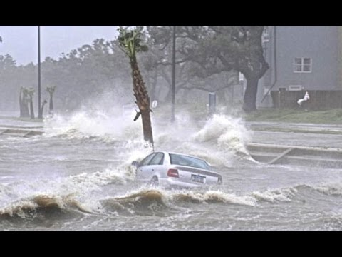 Typhoon Vongfong Landfall & Hits Okinawa Japan 台風 ハリケーン 嵐 - Hurricane Storm 10/11/2014