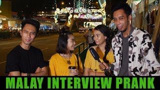Can Singaporean Malays speak Malay? (Prank)