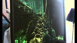 Crysis 2 Gameplay GeForce GTX 560 Ti DX11 Extra High 2560x1600 30