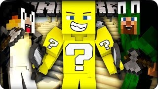 Minecraft - LUCKY BLOCK BOSS CHALLENGE  - GLADIATORS! (Lucky Block Mod)
