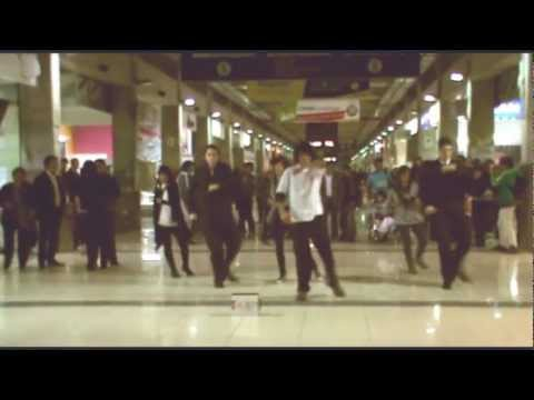 Dream High Lima - Flashmob ver. 1 [06.10.2011]