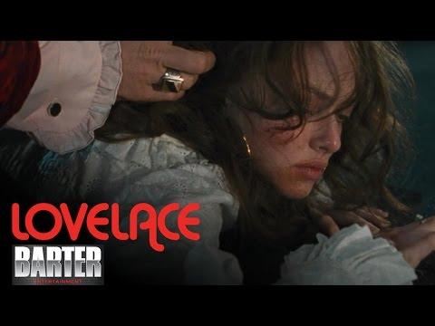 LOVELACE (clip HD ufficiale ita) | Scena dell'autografo
