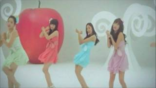 Watch T-ara Apple Is A video