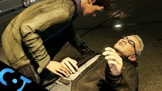 The Amazing Spider-Man 2 - Uncle Ben Death Scene PS4