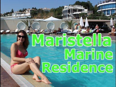 Лучшие отели Одессы - Maristella Marine Residence