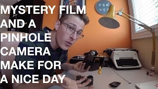 A Camera Collection & Mystery Film - Vlog #5