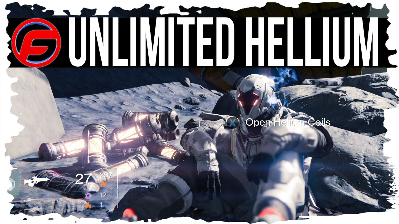 Destiny unlimited helium filaments farming infinite chest glitch 100