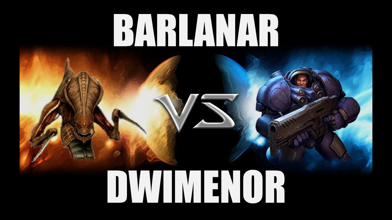 Barlanar (Z) VS Dwimenor (T) -- Starcraft 2