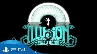 Illusion: A Tale of the Mind | Launch Trailer | PS4