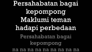 Kepompong   Sindentosca with Lyrics