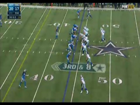 Dallas Cowboys vs Detroit Lions NFL playoffs 2015 Romo Doesn't Choke !! Cowboys win game recap